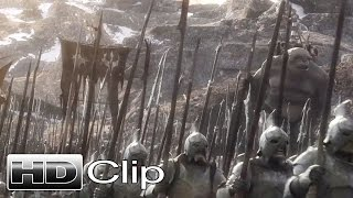 """THE HOBBIT: THE BATTLE OF THE FIVE ARMIES - """"Attack The City"""" Clip - Official (2014) [HD]"""
