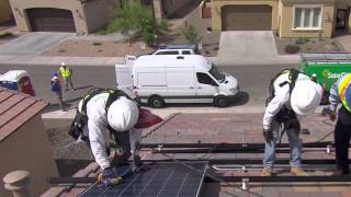 Repeat youtube video SolarCity New Home Builder Testimonials