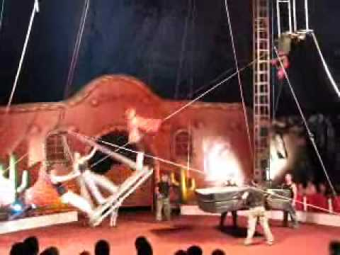 Highlights from Webers Circus on YouTube, Cumberland Newspapers