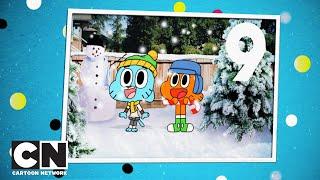 Baixar Odliczanie do Bożego Narodzenia | Dzień 9 | Cartoon Network