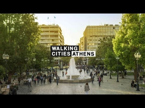 Shakespeare Lives: Walking Cities, Athens
