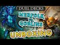 Duel Decks Merfolk vs Goblin UNBOXING & RECENZJA- Magic: the Gathering Polska