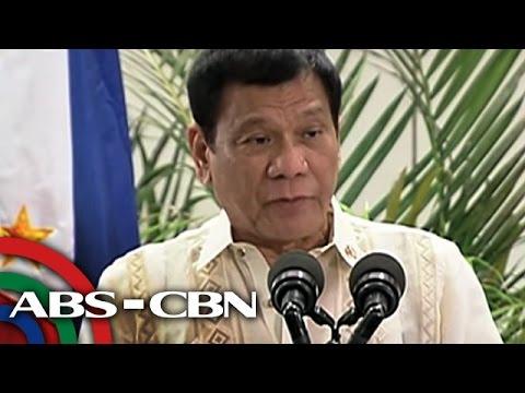 ANC Live: Duterte hints at skipping APEC Summit in Peru