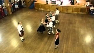 RSCDS Summer School 2014 - week 4 - Country Dem (Strathspey)