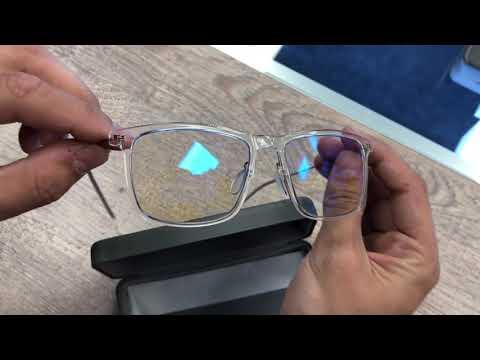 Очки MiJia Blu-ray Goggles Pro HMJ02TS. Новое, стильное решение для работы за компьютером.