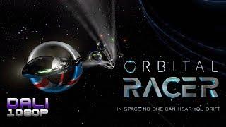 Orbital Racer Career Mode PC Gameplay 1080p 60fps