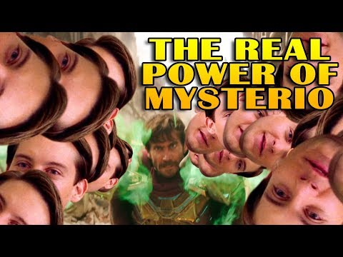 WHAT IF THE POWER OF MYSTERIO WAS TO CAST MEMES? by Aldo Jones