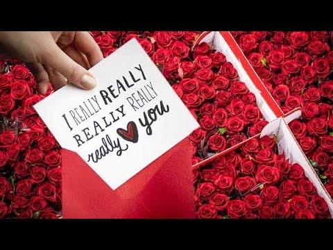 Massa's bloemen voor Valentijnsdag #1