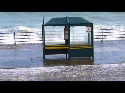 Storm Surge - Douglas, Isle of Man - 3 January 2014