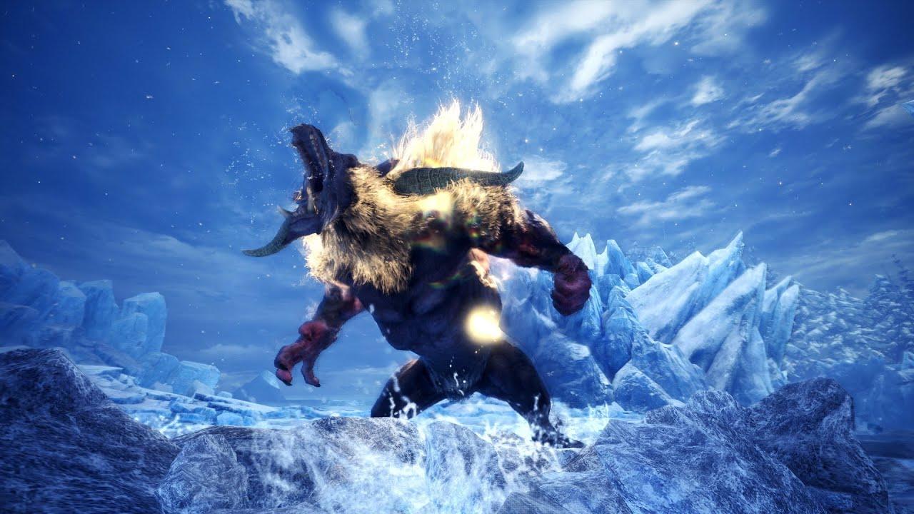 PS4《Monster Hunter World: Iceborne》免費大型更新第3彈