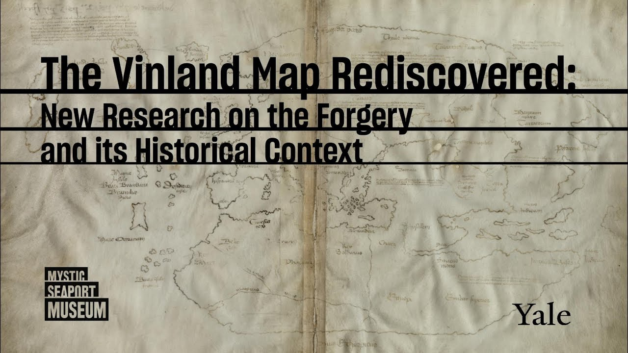 The Vinland Map Rediscovered New Research On The Forgery And Its