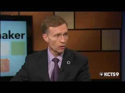 Rob McKenna Interview Segment | KCTS 9 CONNECTS