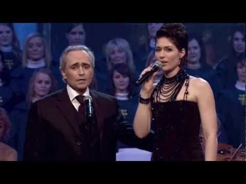 Sissel Kyrkjebø & Jose Carreras   Quando Sento che Mi Ami
