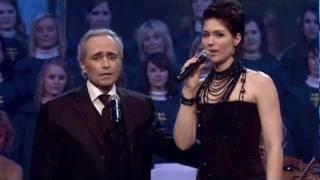 Sissel Kyrkjebø & Jose Carreras -  Quando Sento che Mi Ami
