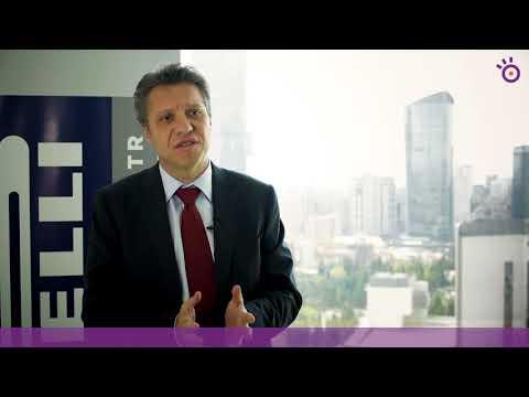 Prometeon Türkiye, Doğu Avrupa, Rusya, Orta Asya ve Kafkaslar CEO'su Alp Günvaran
