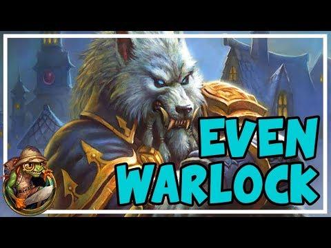 Hearthstone - Even Warlock (Season 57)
