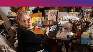 Lynda Barry, Graphic Novelist, Cartoonist, and Educator | 2019 MacArthur Fellow