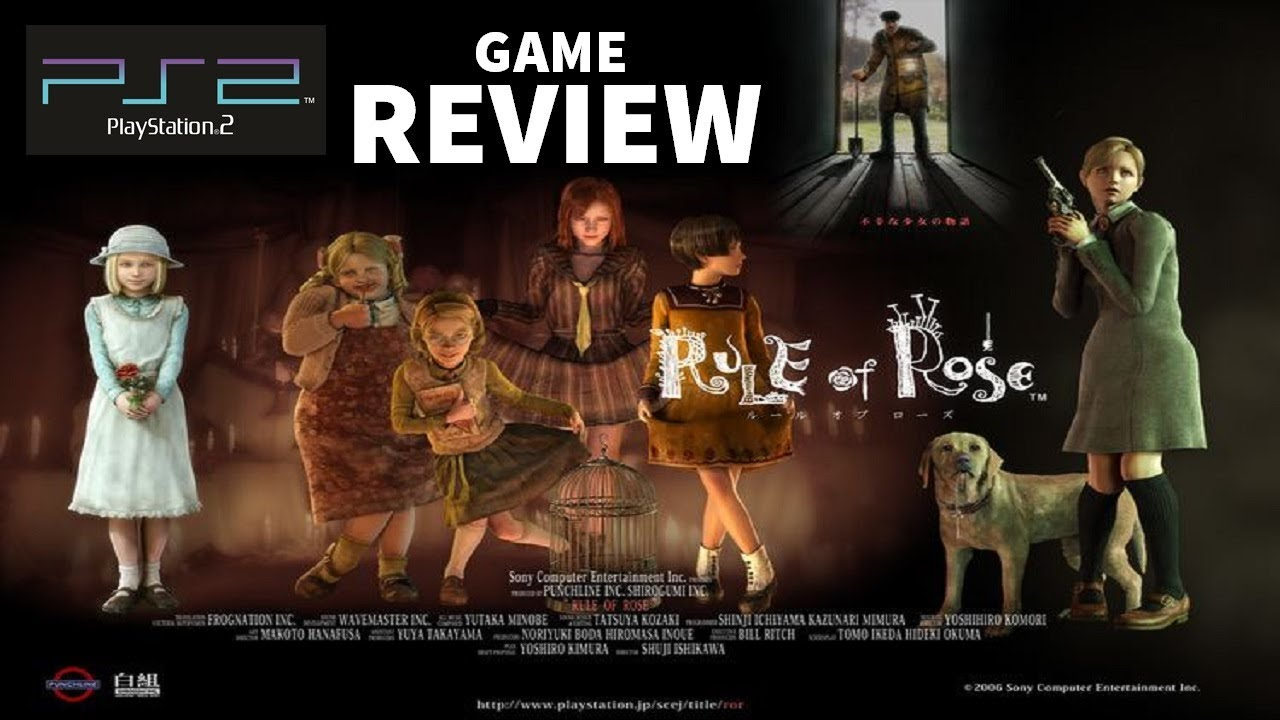 Rule Of Rose Review / Preview for PlayStation 2 (PS2)