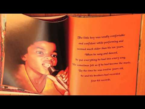 Michael Jackson Story Book - Ever After
