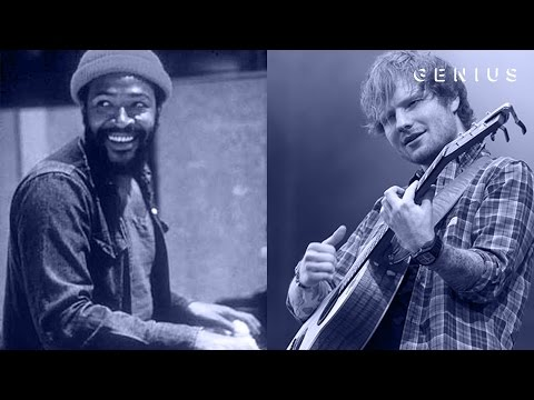 "Did Ed Sheeran Copy Marvin Gaye's ""Let's Get It On""? Mp3"