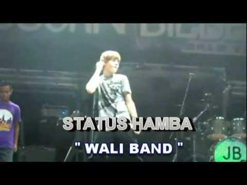 JUSTIN BIEBER ~  STATUS HAMBA { FULL SONG WITH LYRICS } 2012 █▬█ █ ▀█▀ LOL