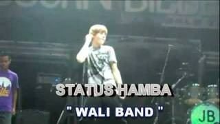 JUSTIN BIEBER ~  STATUS HAMBA { FULL SONG WITH LYRICS } 2012 █▬█ █ ▀█▀ LOL