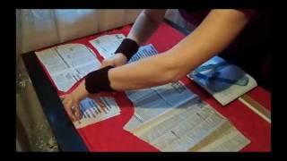 Как сшить детский комбинезон, How to Sew a Child Romper(, 2011-12-23T20:48:42.000Z)