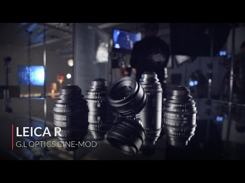 Leica R | G.L Optics Cine-Mod Trailer