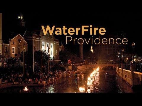 WaterFire Providence