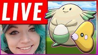 LIVE: VALENTINE'S DAY SHINY HUNT Pokémon GO!