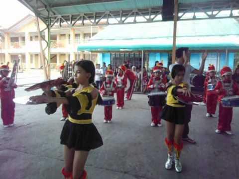 GES Drum & Lyre - Dress Rehearsal (Kendeng kendeng) - YouTube