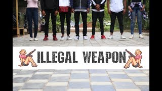 illegal weapon | Dance Choreography | wwc palghar