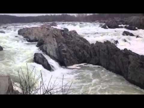 Great Falls Park - Potomac river Washington DC