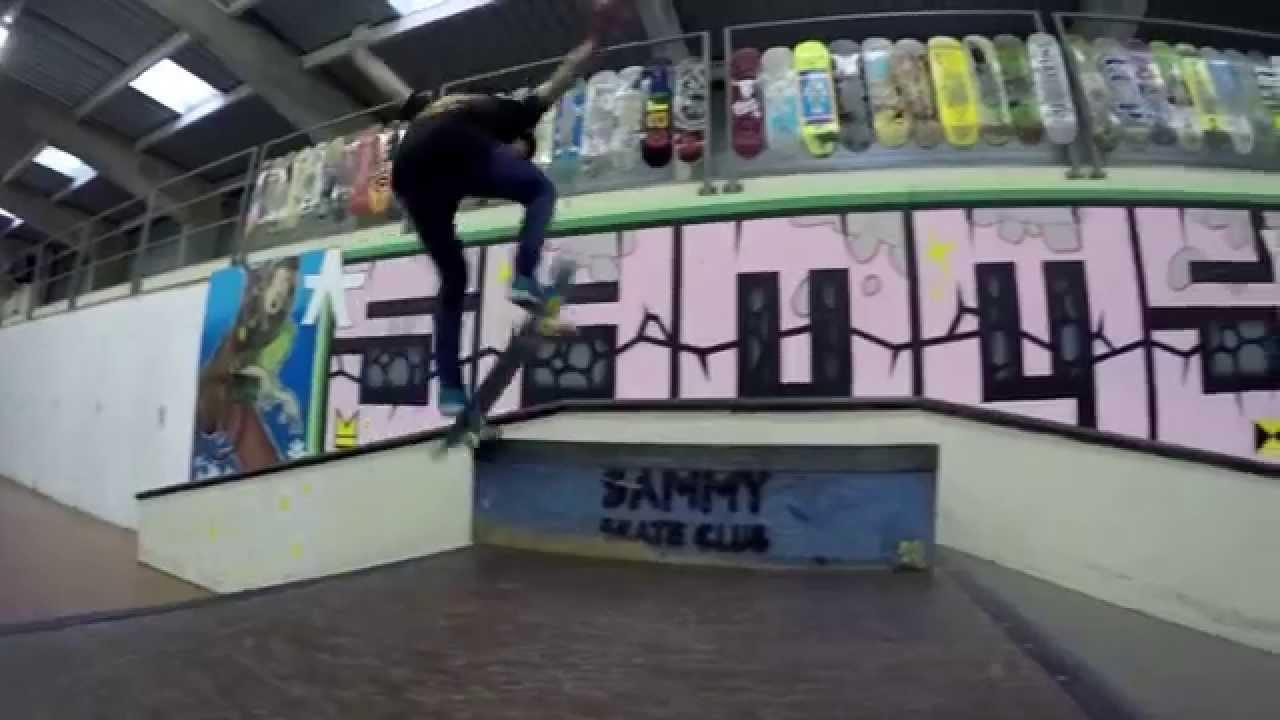 skate quimper Thomas Cariou - YouTube