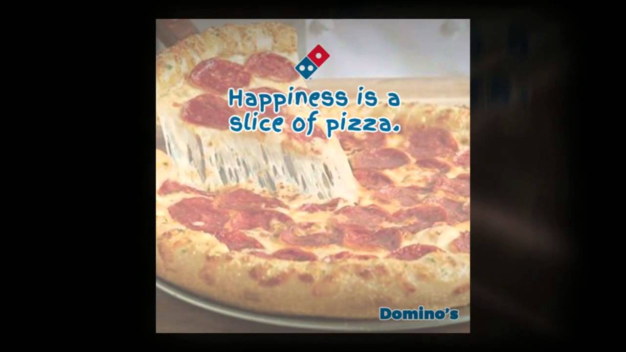 Clemson Sc Domino S Pizza Incredibly Delicious Quotes About Pizza Youtube
