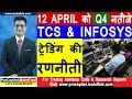 12 APRIL को Q 4 नतीजे | TCS SHARE | INFOSYS SHARE | Latest Share Market Tips