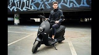 Vernetzer E-Scooter: So fährt sich der neue Unu-Roller