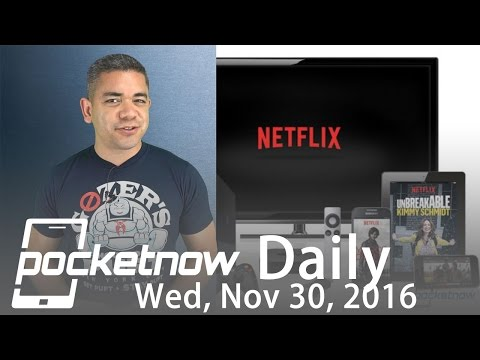 Apple vs Samsung lawsuit winner for $120M, Netflix downloads & more - Pocketnow Daily
