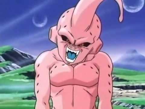 Goku and Vegeta vs Kid Buu Requiem For A Dream.flv