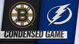 12/06/18 Condensed Game: Bruins @ Lightning