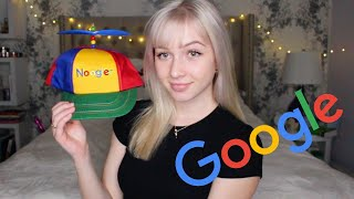 How I Got My Internship at Google The Google Internship Interview Process Elle Wysocki