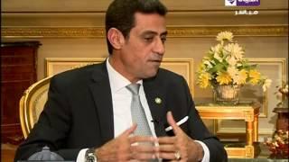 مصطفى الجندي: هذا هو سبب سعادة الشعب المصري بخسارة كلينتون أمام ترامب