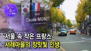 [뉴음때] '서울 속 작은 프랑스' 서래…