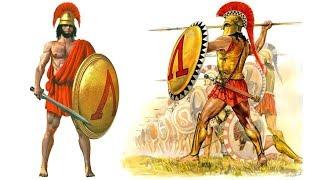 Военное дело в античности (рассказывает историк Харийс Туманс)
