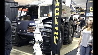 SHERP....THE ULTIMATE OFFROAD VEHICLE?