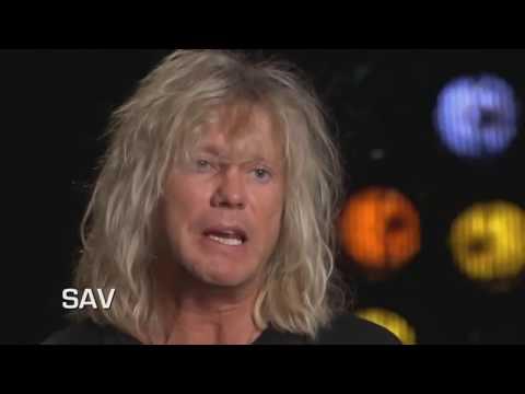 Rare Unreleased Def Leppard Documentary