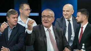 Berisha, Basha, Amerika në mes/Nikoll Lesi, Arjan Curri, Indrit Hoxha, Roland Bejko- TPZ në MCN TV