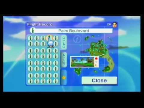 Wii: List of all 80 Island flyover i-points & escape from Stillwater Grotto