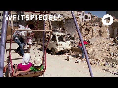 Syrien: Leben in Ost-Ghouta | Weltspiegel