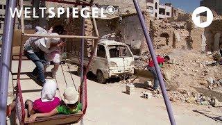 Syrien: Leben in Ost-Ghouta   Weltspiegel